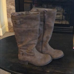 Other - Brown Tall Girls boot